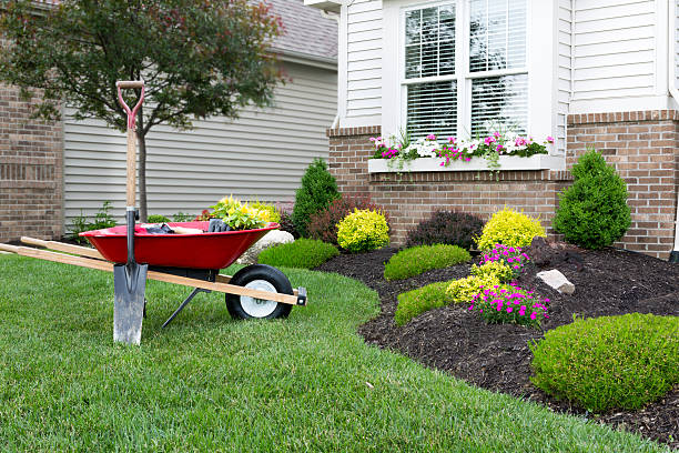 Landscaping services by Bryan Landscaping